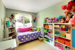 Childs bedroom 300x200 - Child's bedroom