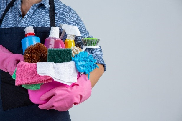Cleaning Products - Give Your Home a Lockdown Makeover