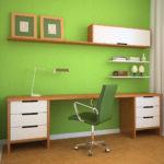 Desk in Green Room 150x150 - Ebook