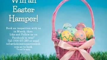 Win An Easter Hamper!