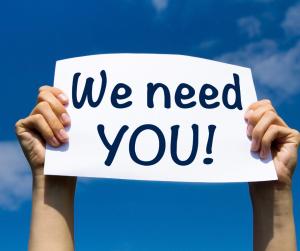 We Need You 300x251 - We Need You