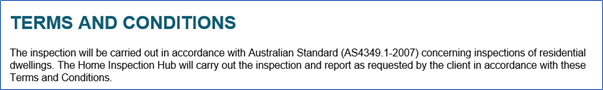 What do our reports mean Image 4 - A Home Inspection Hub Report Explained