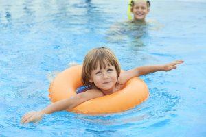 girl swimming pool 300x200 - Summer vacation