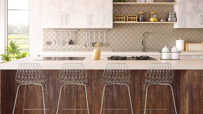 What's wrong with your kitchen?