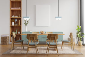 mock up poster modern dining room interior design with white empty wall 300x200 - mock-up-poster-modern-dining-room-interior-design-with-white-empty-wall