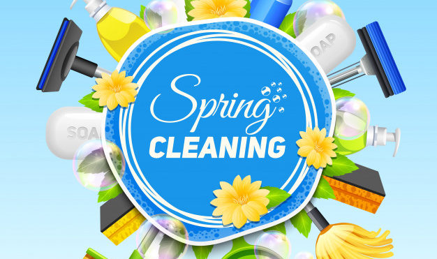 Supercharge Your Spring Cleaning!